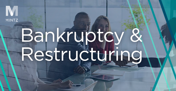 Bankruptcy and Restructuring Viewpoint Thumbnail