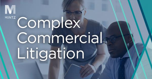 Complex Commercial Litigation Viewpoint Thumbnail