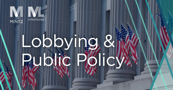 Lobbying and Public Policy Viewpoint