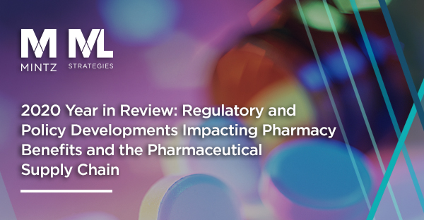 2020 Year in Review Pharma Summit Session Webinar