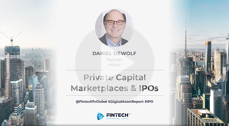 Private Capital Marketplaces & IPOs Video