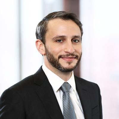 Professional Cropped Cohen Jordan Mintz