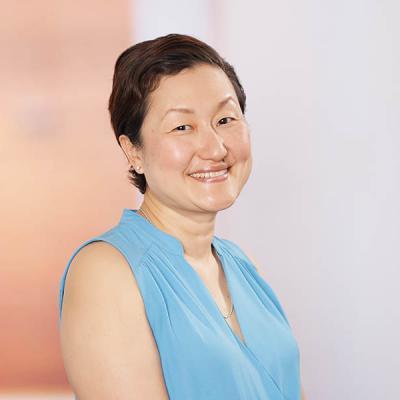 Professional Cropped Yoon Mi-Rang Mintz