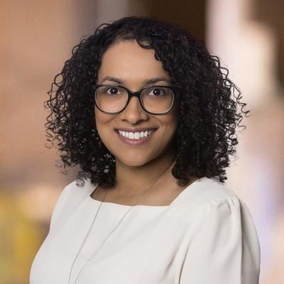 Professional Cropped Bhat Radhika Mintz