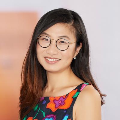 Professional Cropped Xu Catherine Mintz