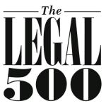 Awards Legal 500 logo Mintz
