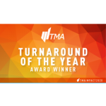 TMA Non-profit Turnaround of the Year 2020 Award