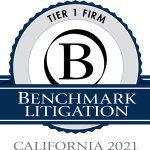 Bechmark Litigation California Tier 1 Firm Litigation