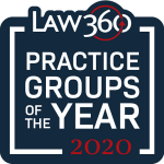 Practice Groups of the Year Award Mintz