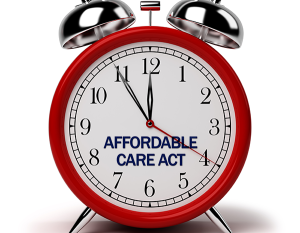 Affordable Care Act Countdown