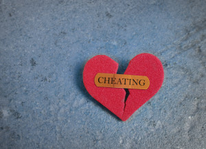 Corporate Divorce Cheating